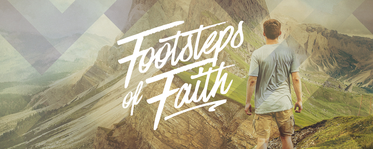 FOOTSTEPS OF FAITH // Uncovering Hidden Sin